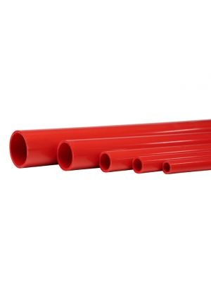 PVC pipe Red 1