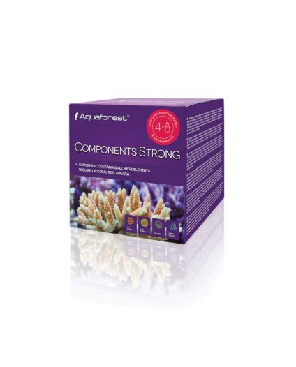 Components Strong 4x75 ml